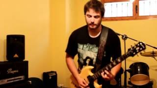 Crimson Tide And Deep Blue Sea - Nightwish (guitar cover)