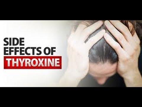 Effects on Thyroxine Medication