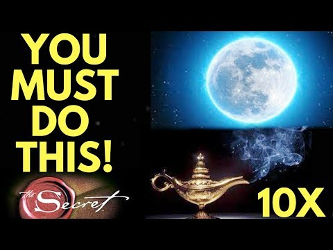 Moon Manifestation Ritual: How to Harness the Energy of the Moon (Full Moon Manifestation)