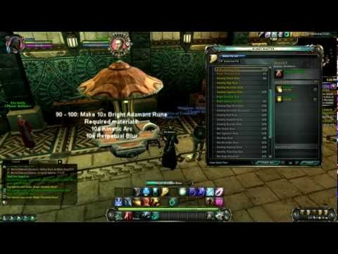 Rift: How To Level Runecrafting 1-300 Fast & Easy (Gameplay/Commentary)