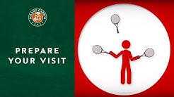 Prepare your visit for French Open 2019 | Roland-Garros 2019
