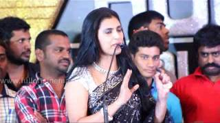 Actress Kasturi @ Nagaraja Cholan M.A., M.L.A. (Amaithipadai Part-2) Audio Launch