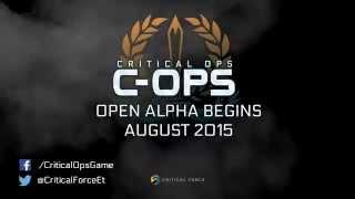 Critical Ops Web Open Alpha Trailer