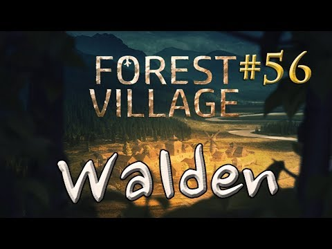 Let's Play Life is Feudal: Forest Village - Walden #56: Der Bergfried wächst (gameplay / deutsch)