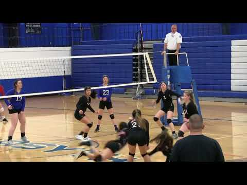 Forsyth Middle School Volleyball - II