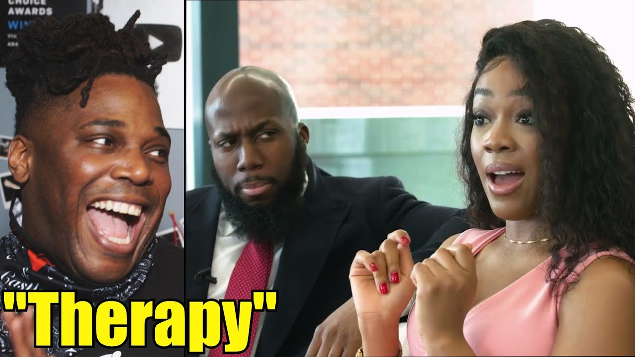 THIS WILL END WELL. Blue Therapy for Paul & Chioma