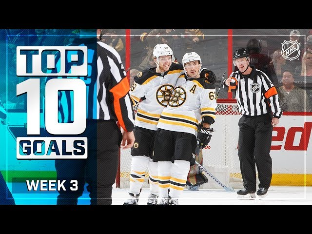 Top 10 Goals from Week 3