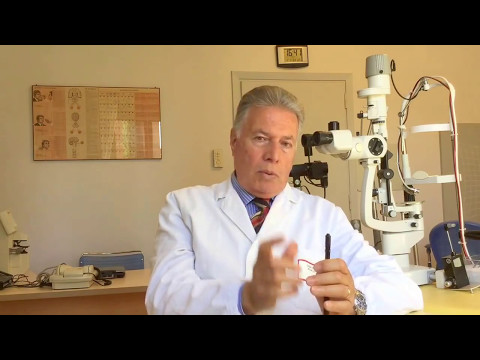 Keratoconus' Definitive Solution / Doct. Lombardi Massimo