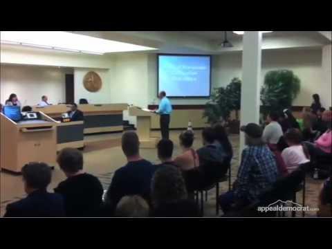 Yuba County marijuana hearing draws crowd