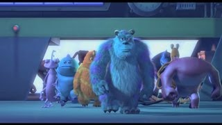Monsters, Inc. - Now Available on Collector's Edition Blu-ray & DVD Combo Pack!