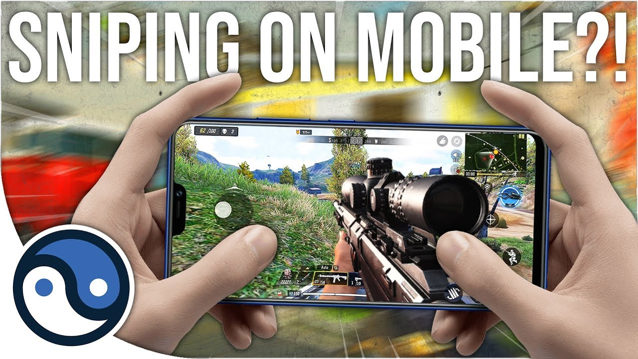Call of Duty Mobile Sniping em Battle Royale? + vídeo