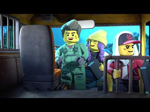 LEGO Hidden Side - Trailer