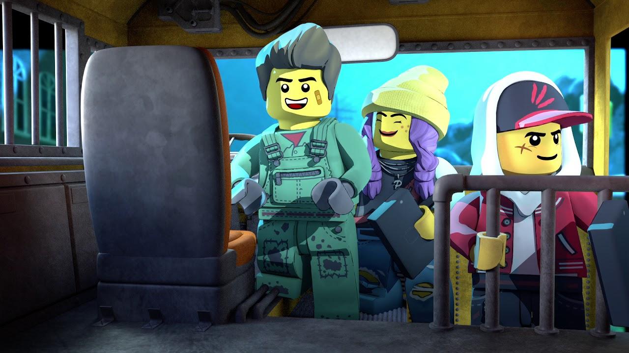 Lego Hidden Side Building Sets Let Littles Become Ghost Hunters in