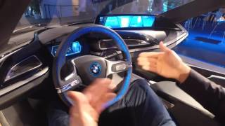 BMW i Vision Future Interaction Concept 2016 Videos