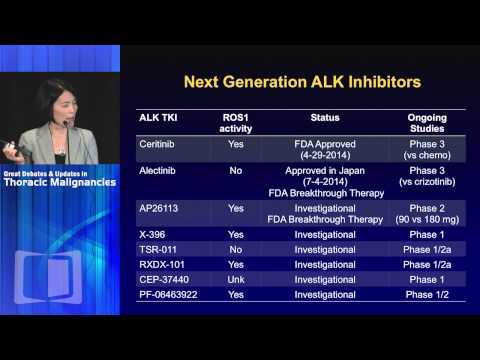 Keynote Lecture: Targeted Therapies in Lung Cancer 2.0 – Advances and Promises