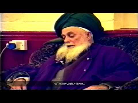Mawlana Shaykh Nazim | Reading | Berkshire |1996