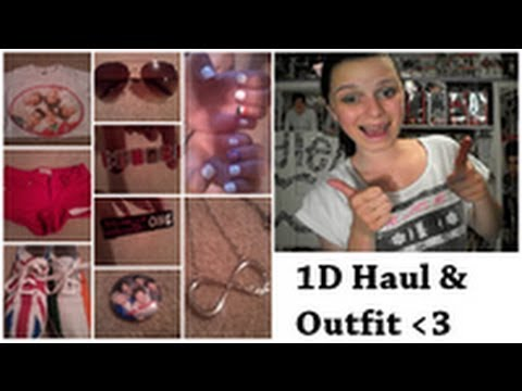 One Direction Concert Haul & Outfit!