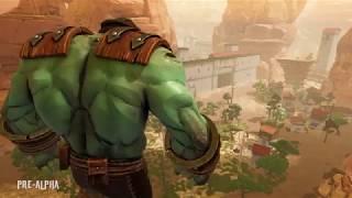 Extinction -  E3 2017