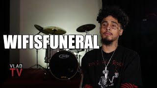 """Wifisfuneral Tells Artists: """"Record Labels Slave You, Don"""