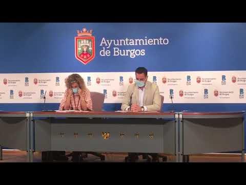 El alcalde de Burgos alerta del riesgo de confinamiento
