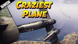war thunder s craziest plane war thunder bv 141 user made plane