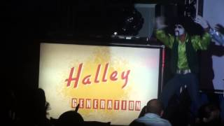 LA FIESTA DE LA GENERACIÓN HALLEY
