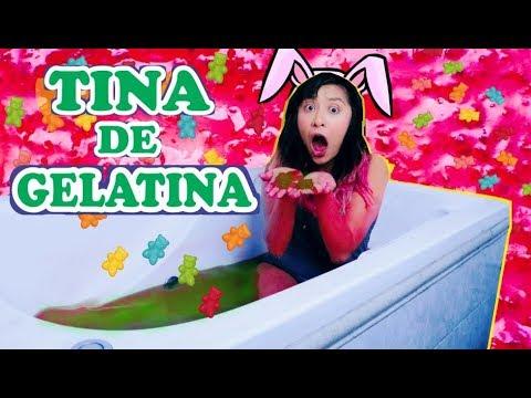 TINA DE GELATINA CHALLENGE! | Extra Palomitas Flow | Sonny Batits