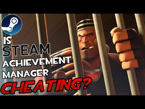 Is Steam Achievement Manager Cheating?