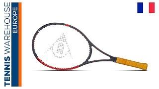 Dunlop Srixon CX 200 Revue de Raquette de tennis (Français)🇫🇷