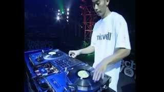 2002 - DJ Dopey (Canada) - DMC World DJ Final
