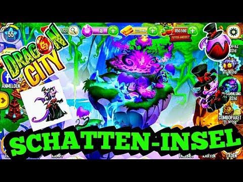 Dragon City,,Häscher-Drache+SCHATTEN-INSEL[Neue events]😄