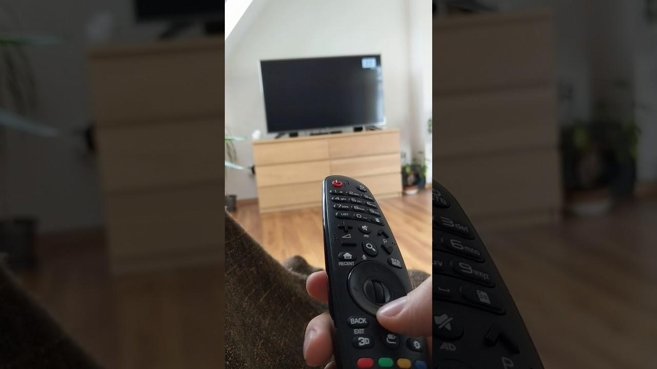 LG WebOS Magic Remote control Mtel set-top box ZTE zxv10