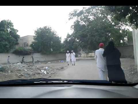 Garden Road Karachi Colony of 1951 (Part-I).3gp