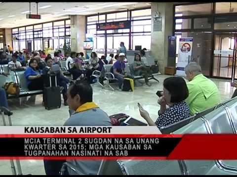 CHANGES IN MACTAN AIRPORT PASSENGER TERMINAL