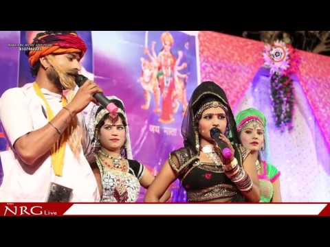 Marwadi Comedy - BHOPAJI O | Non Stop Rajasthani Comedy Video 2017 | Ghamsal Mata Live Program