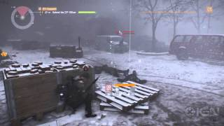 The Division: Offering JTF Support Gameplay 1080p 60fps