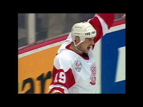 1998 Playoffs: Detroit Red Wings Goals
