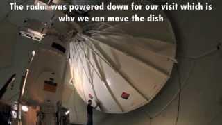 Tour of the NWS Reno Radar Site on Virginia Peak