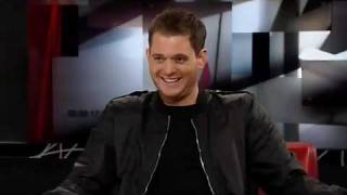 Michael Buble on The Hour with George Stroumboulopoulos