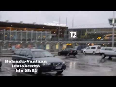 matkavideo Helsinki - Zürich