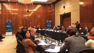 Экспертная сессия «Арктика — новое пространство российско-китайского взаимодействия?»