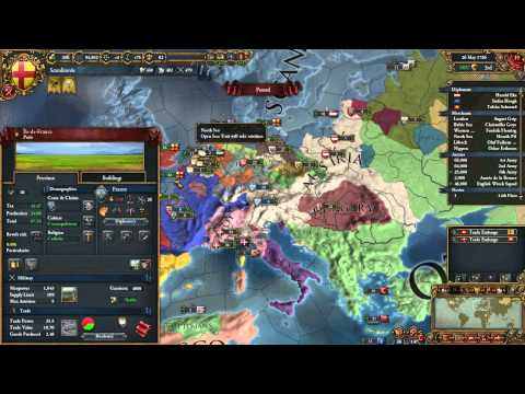 Europa Universalis 4 - Denmark, Part 86 (We learn about Protectorates)