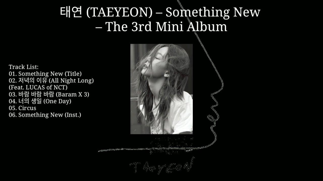 taeyeon album download
