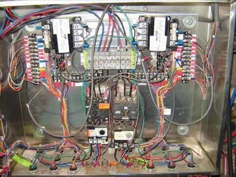 Electrical WiringCar wash control panel  YouTube