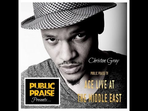Christon Gray: Live at the Middle East (Cambridge, MA)