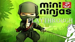 Mini Ninjas (HD PC) Part 1