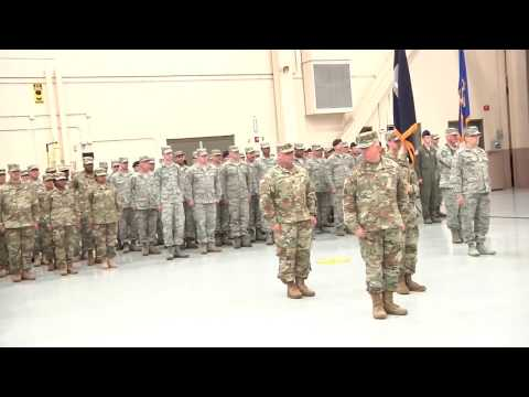 Delaware Guard Change of Command