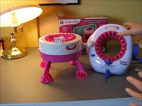 New Singer Knitting Machine Review