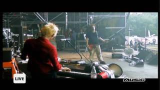 Muse - Feeling Good live @ Eurockeennes 2000 [HD]