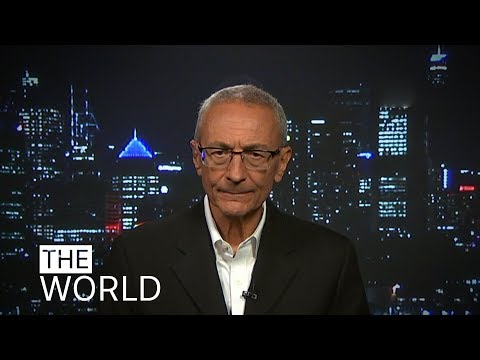 John Podesta talks Mueller, Trump and hacking democracies | The World